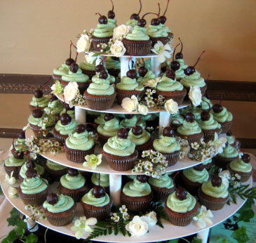 Ideas, Wedding Cupcakes, Cake Ideas, Cupcake Wedding Cakes, Cupcake ...
