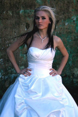 Luca | La Chatuise 2010 Italian wedding dress