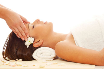 Have a bachelorette party at a spa