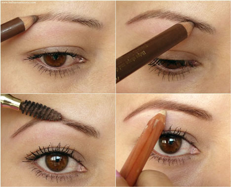 Image result for Tips to make eyebrows perfect in shape!