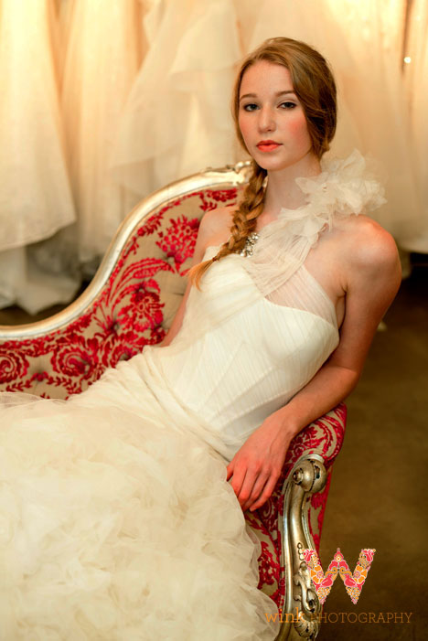 Kylie - Vera Wang Spring 2013 Bridal Collection