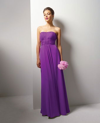 Alfred Angelo Bridesmaids Dress Style 7093
