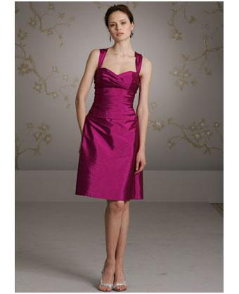 Lazaro bridesmaids dresses: Style LZ3075