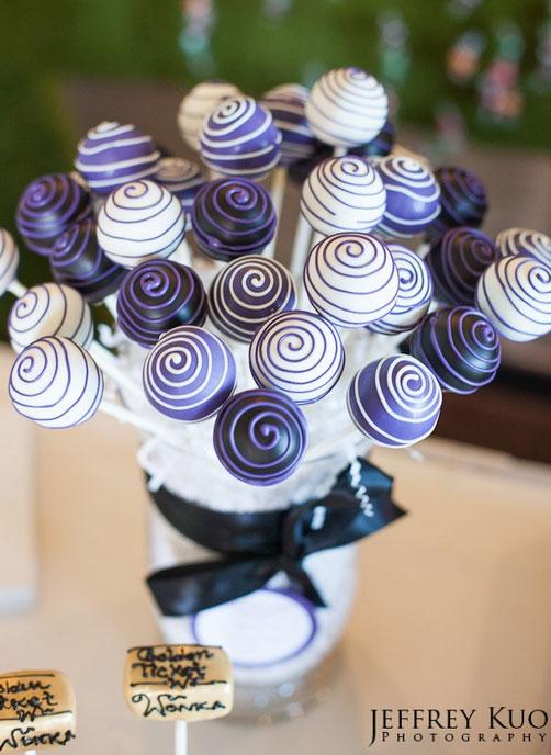 Bride Ca Trend Alert Cake Pop Wedding Cakes