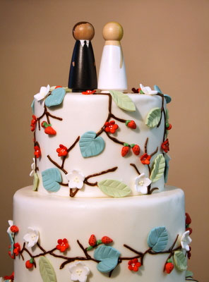 wedding cake design ideas - Wedding Cake Design Ideas