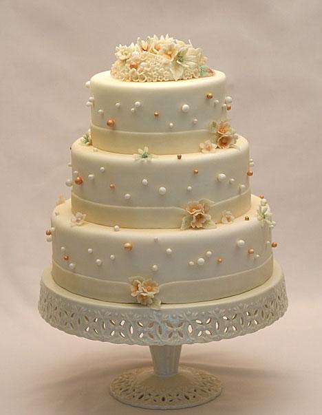 Cutting Corners On Your Wedding Cake