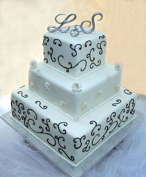 Wedding Cake Design Patterns : cake frosting designs image search results