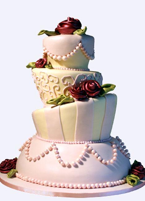 Bride Ca Market Guide Wedding Cakes In Toronto