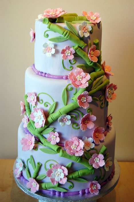 Cake And Sugar Art Nz : bride.ca Market Guide: Wedding Cakes in Vancouver