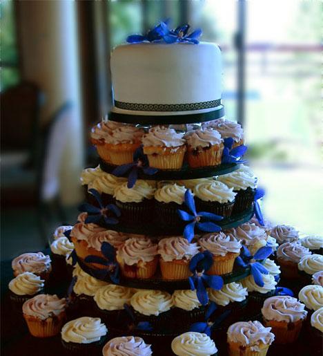 Fabulous Wedding Cake with Cupcakes Ideas 468 x 515 · 59 kB · jpeg