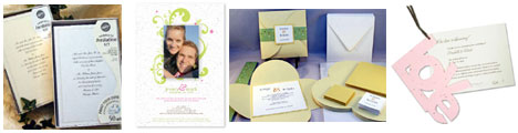 Do-it-yourself wedding invitation options in Canada
