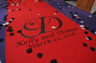 Aisle Runners 101 Options Ideas Suppliers In Canada