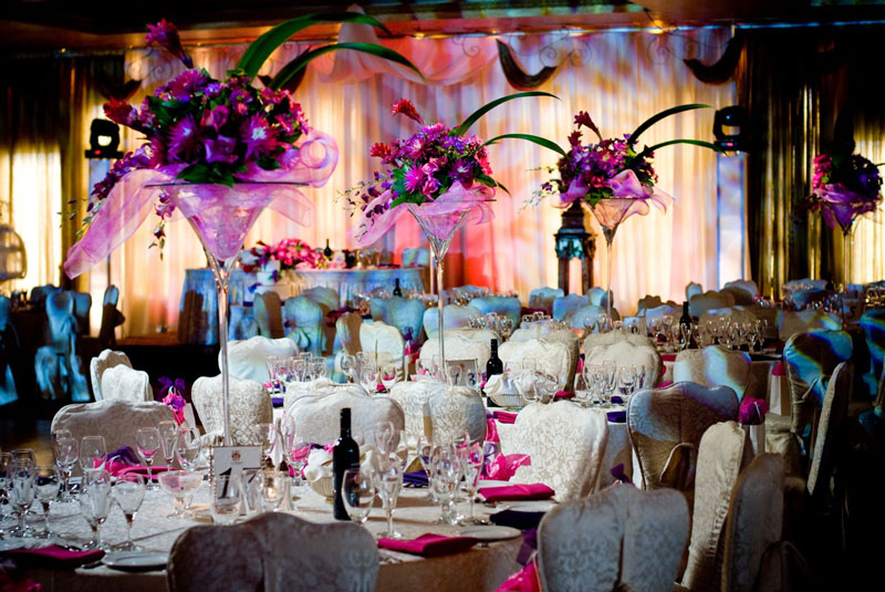 Bride wedding decor great table themes and centerpieces fall special tall centrepieces junglespirit Image collections