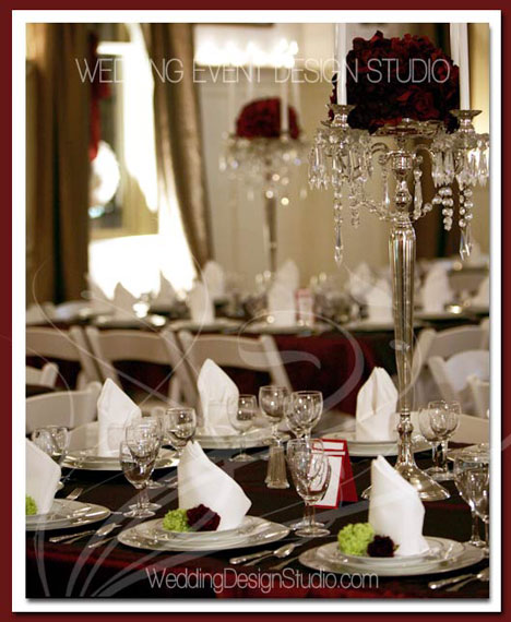 Some Great Wedding Centerpiece Examples