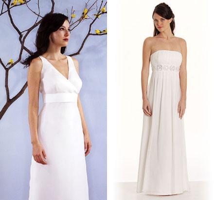 Wedding Dresses For    In Canada : Bride.ca four more simple summer wedding dresses in canada