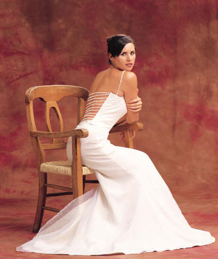 Image of Beauty, France Collection wedding dress #3