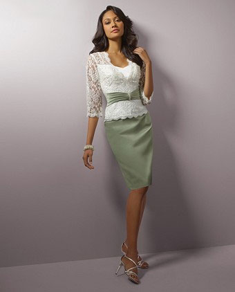 Alfred Angelo, Mother's Style #7087