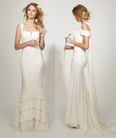 Nicole Miller Bridal Collection