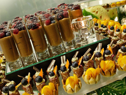 Inspiration food stations inspiration project - Food decoration for wedding ...