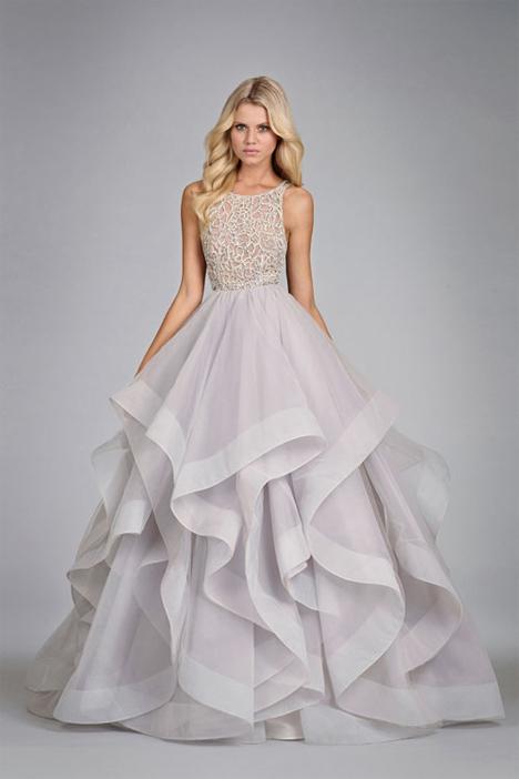 Maggie Sottero Blush Wedding Dress 87 Vintage Ballgown silhouette Ballgown silhouette