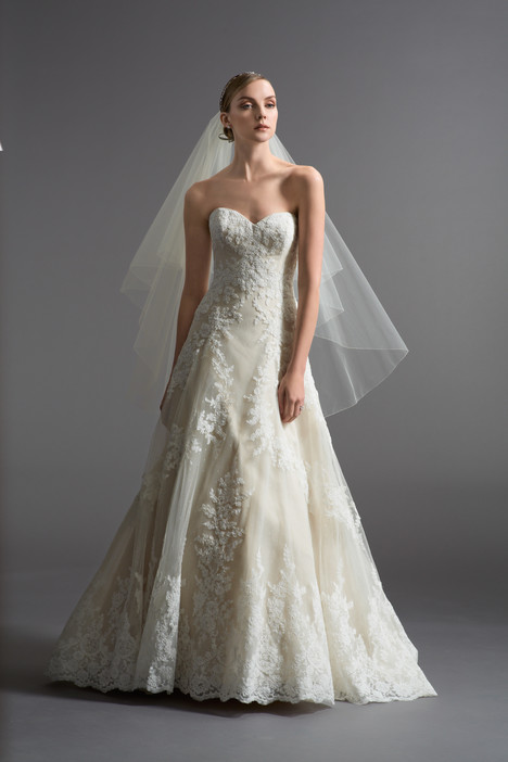A-line wedding dress Phillipa by Watters Brides