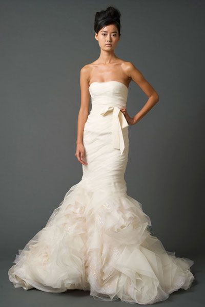 Wedding Dresses For Busty Brides 74 Lovely Mermaid wedding dress Mermaid