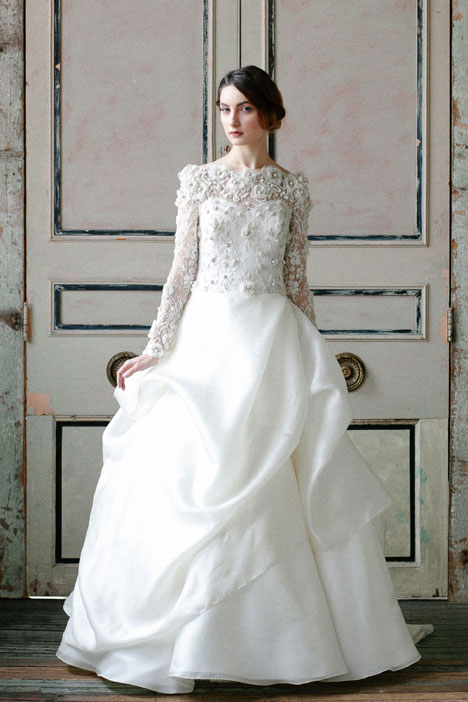 bride.ca | Wedding Dress 101 : Strap & Sleeve Styles
