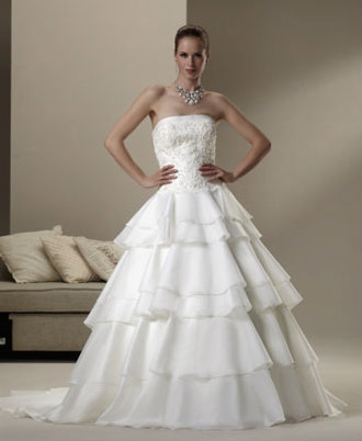 Sincerity Bridal , 2010 collection - #3575