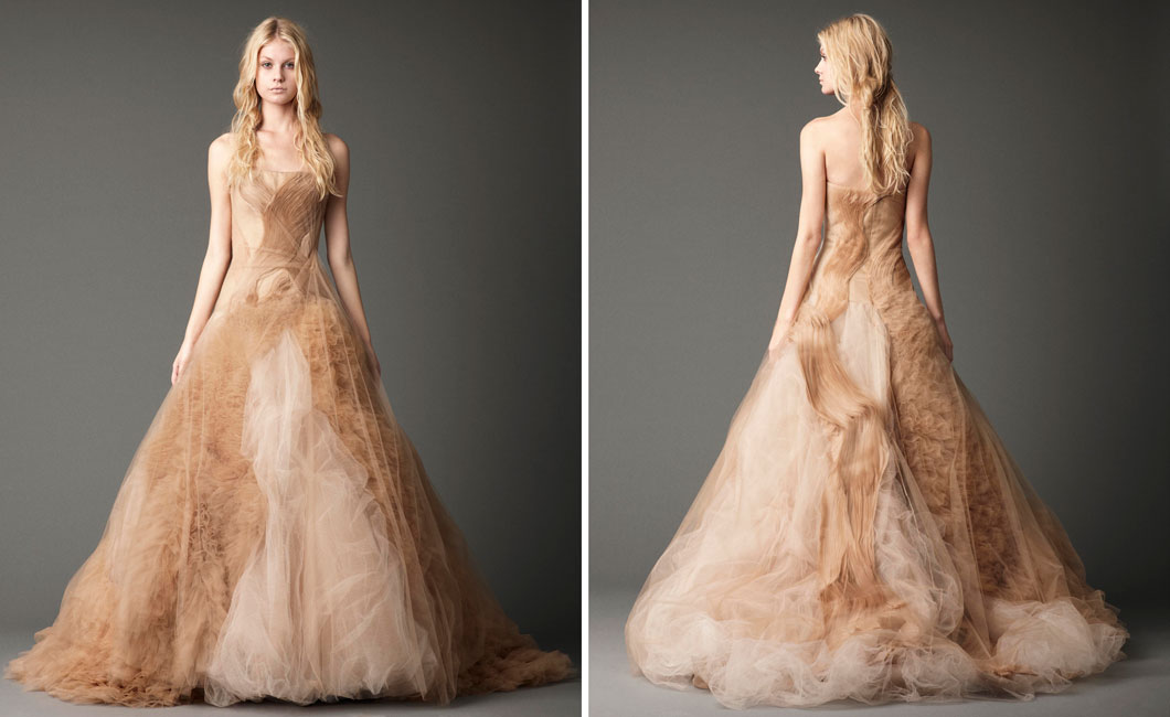 Bride vera wang fall 2012 the black magic collection the 2012 fall junglespirit