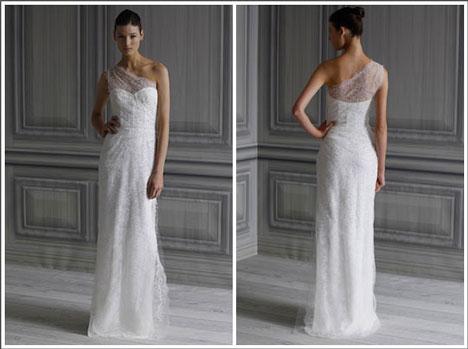 Sexiest Wedding Dresses 2012