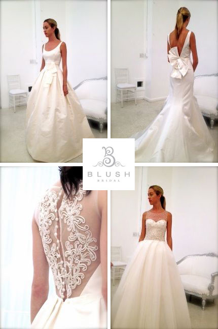 Amsale bridal wedding dress styles for 2013