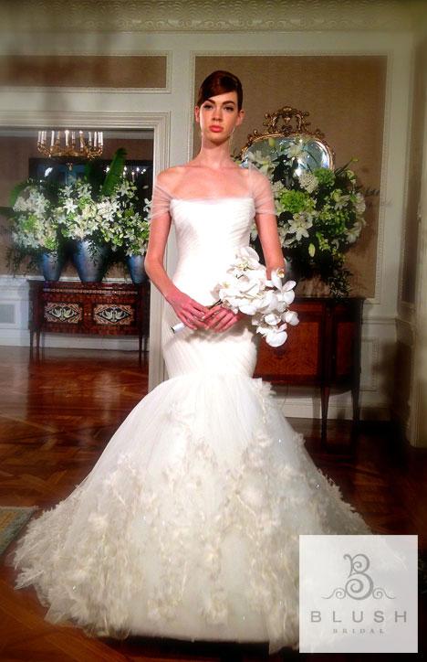 Romona Keveza Couture Bridal 2013