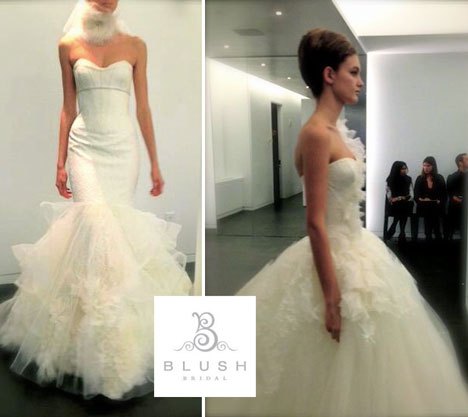 1bcdeefccf209 photos: Lorna Paterson, Blush Bridal in West Vancouver