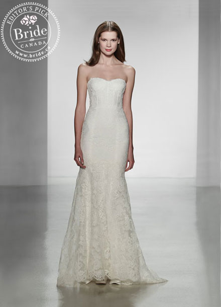 Christos Cora Spring 2014 wedding dress