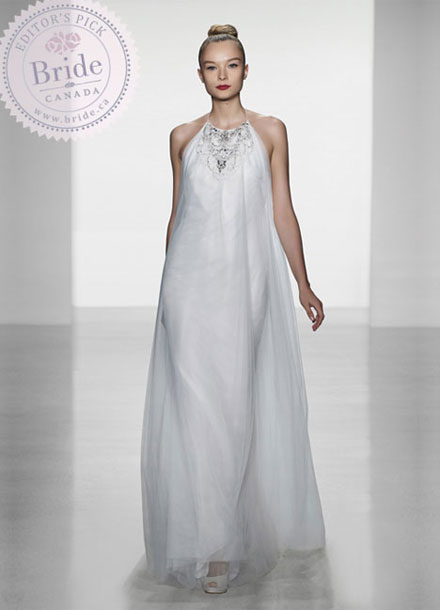 Amsale: Hunter wedding dress : Fall 2014