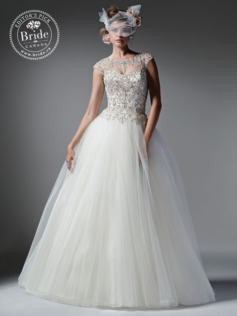 Sottero and Midgley Monaco ball gown top 2016 wedding dresses