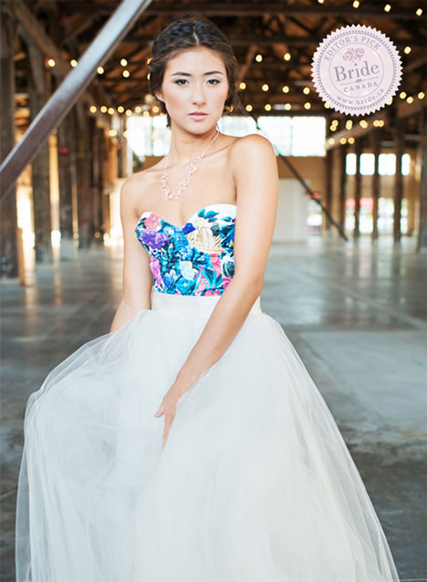 Canadian Wedding Dresses