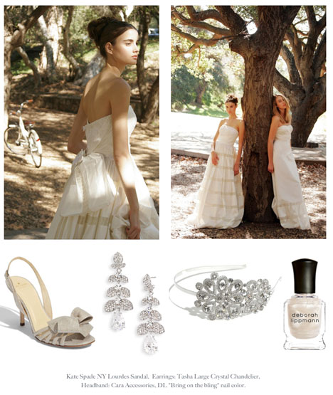 Second Hand Wedding Dresses Vancouver: Adele Wechsler Eco Collection For 2011