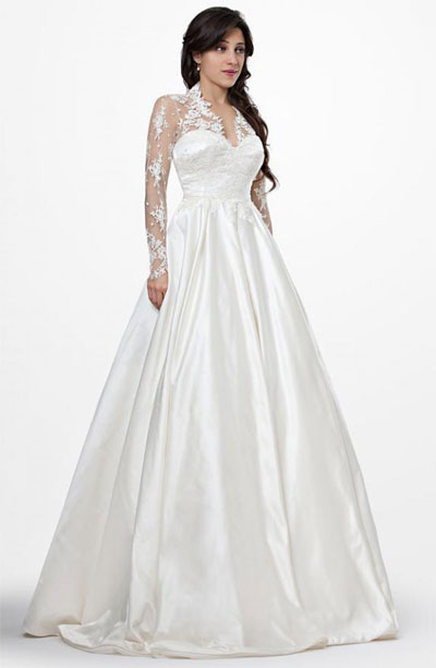 A wedding gown just like kate 39 s for Wedding dress kate middleton style