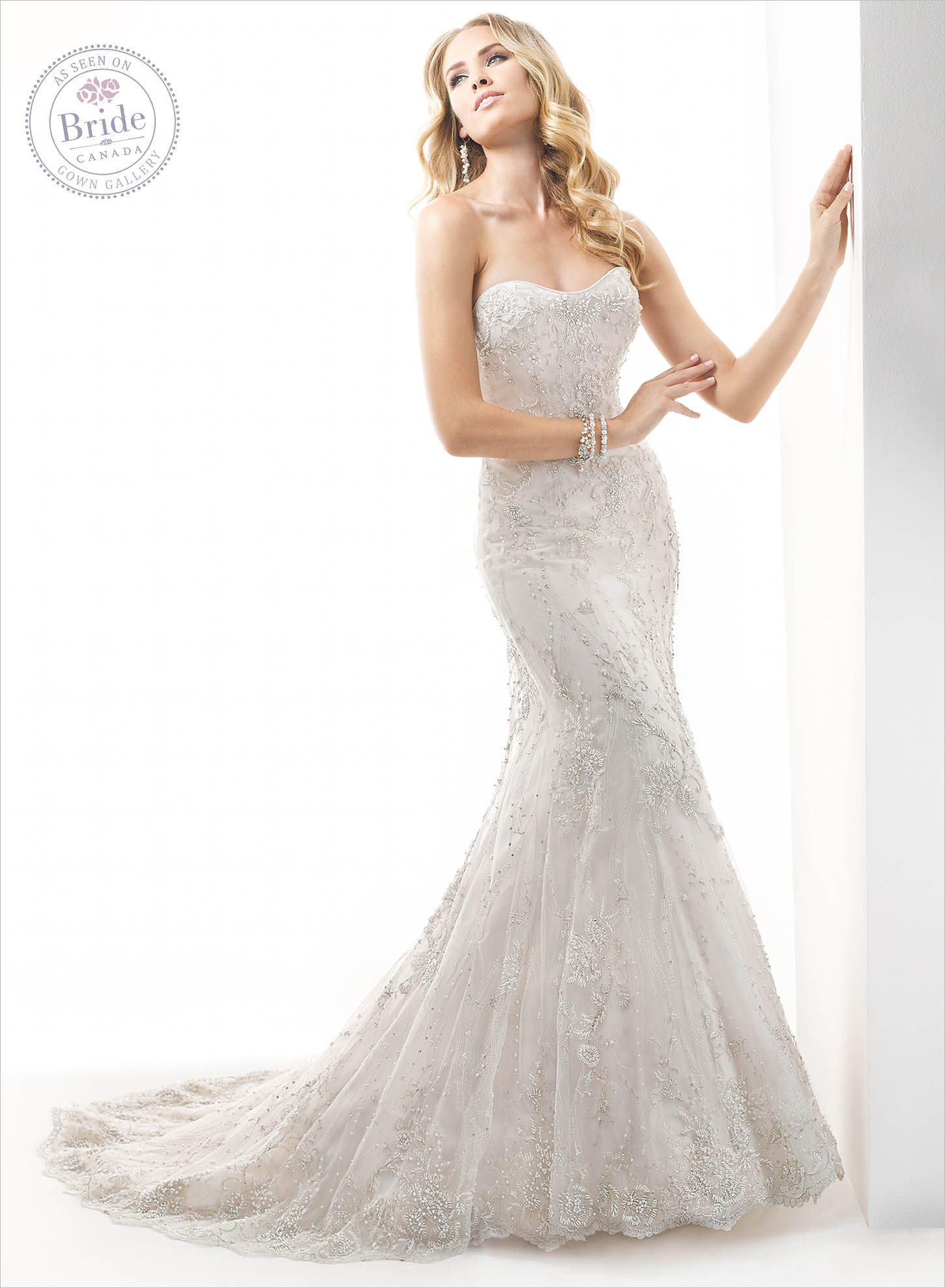 Wedding dress reviews november 2014 for Maggie sottero grace kelly wedding dress