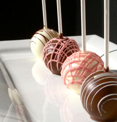 Chocolate, edible wedding favors (Calgary)