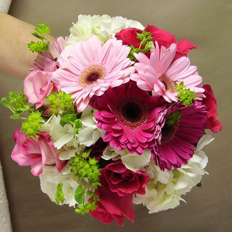 The Perfect Place Florist Wedding Bouquet