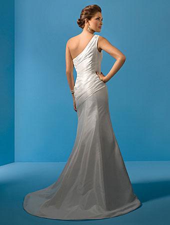 Alfred Angelo #2063 2010 wedding dress