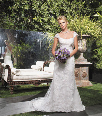 Casablanca 1942 wedding gown