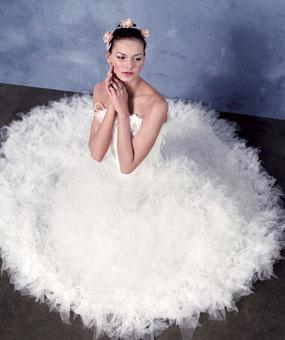 La Spossa wedding dress