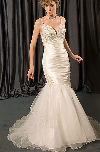 bride.ca | Bridal Gowns 2009: Alfred Sung Signature Collection