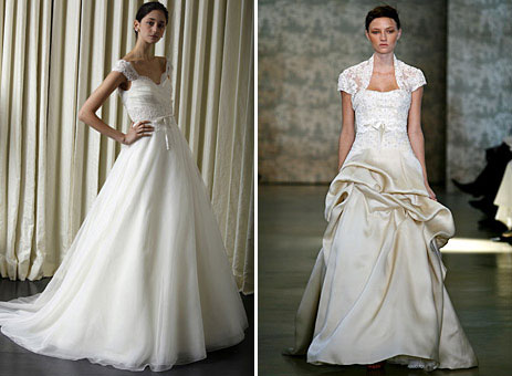 More high end wedding dresses from Bisou