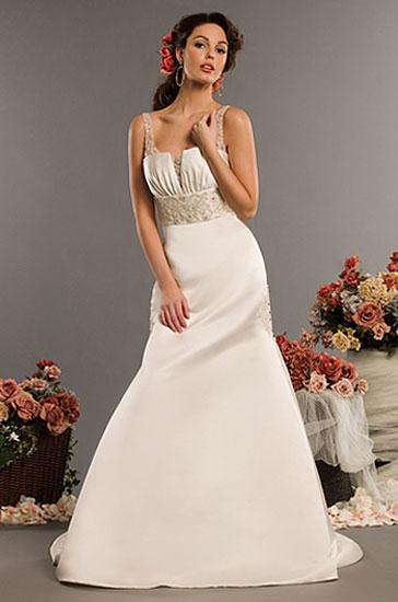 Eden Bridals wedding gown style #2322
