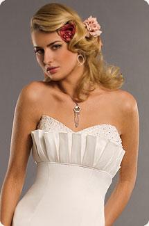Eden Bridals 2010 wedding gown style #2334