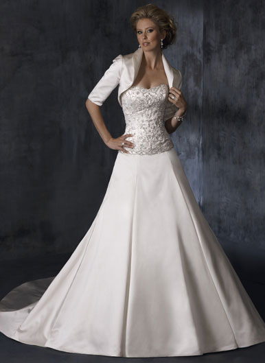 Maggie Sottero, 2010, Anne Meryl wedding gown